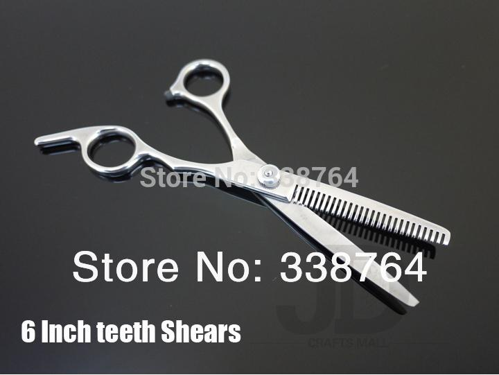 2014 Professional Dogs Hair Scissors Sets,7inch High Quality Straight Snips/teeth Shears / 2 Curved Clipper,pet Cut Thinning