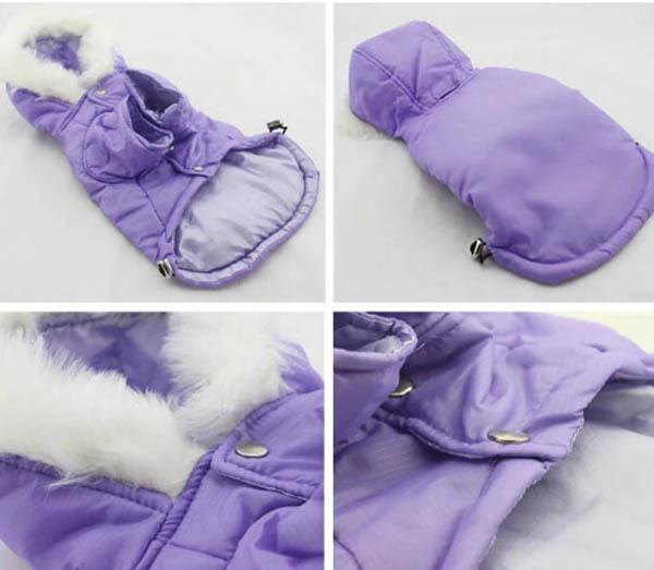 2015 new large dog fashion coats apparel big dogs autumn winter warm jackets clothing pet sweaters pets supplies 1pcs XS-XL