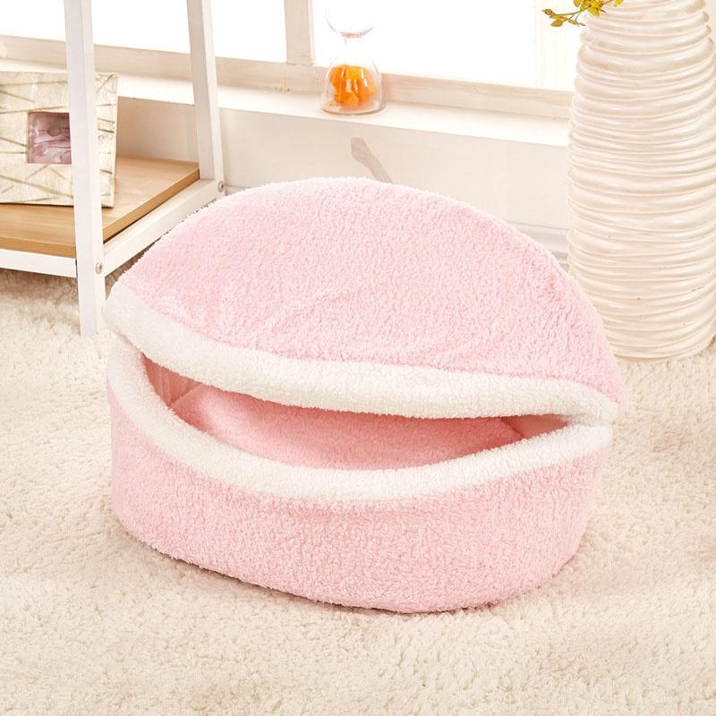 2016 Cute Hamburger Shape Dog Beds Cama Para Cachorro fleece Soft Dog House Pet Products For Small Dogs Cats Puppy Dog Kennel,,KeeboVet Veterinary Ultrasound Equipment,KeeboVet Veterinary Ultrasound Equipment.