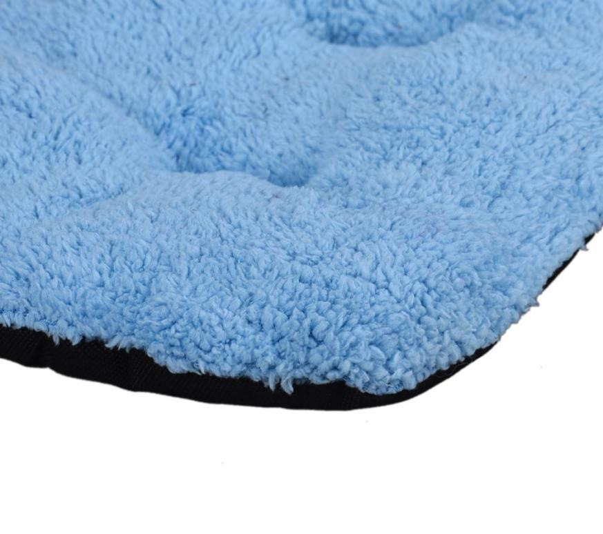 2016 Lovely Dog Blanket Pet Cushion Dog Cat Bed Soft Warm Sleep Mat Dog Bed products for dogs