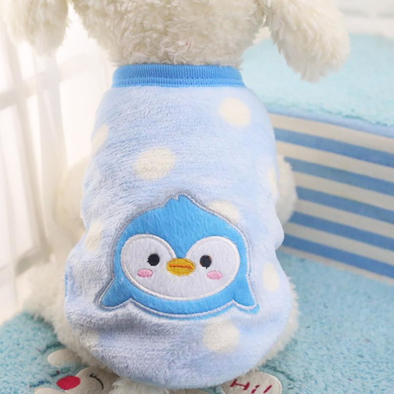 2016 NEW Hot Fashion Pet Cloth Dog Clothes Dog Winter Clothing Pet Cotton Clothes Dog Vests Autumn and Winter Dog Shirt 10 style