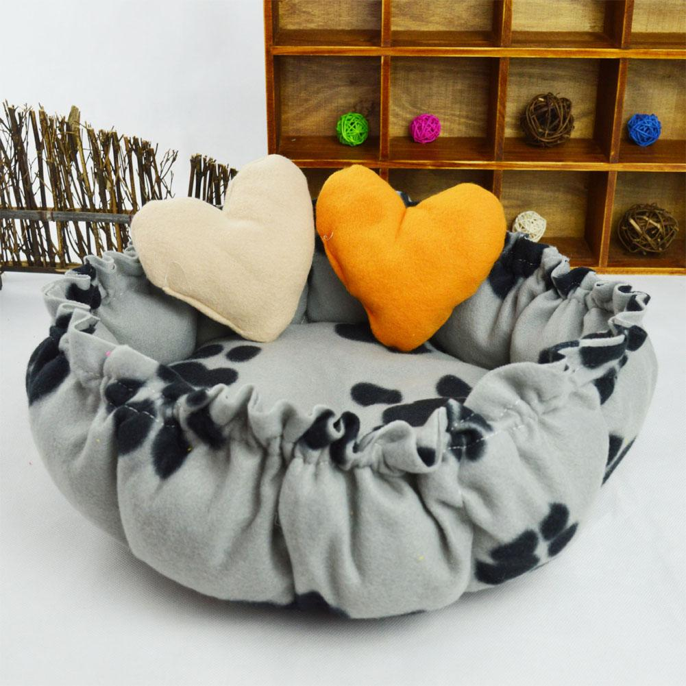 2016 New Style Winter warm Dog&Cat house Pet Beds High Quality Resistance Bite Colorful  Fashion Lovely 40 And 50CM