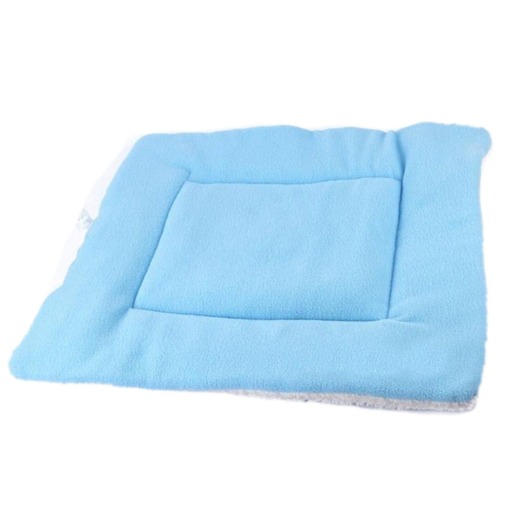 2016 Soft Small Medium Large Cat Dog Pet Cat Mat Soft Blanket House Cozy Sleep Warm Bed Mat Padding Cushion