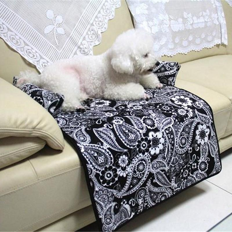 2017 Dog Mat New Multifunction Large Dog Sofa Bed Dog Cat Kennels Washable Nest House Pet House Toy Play Place Supplies S M L XL