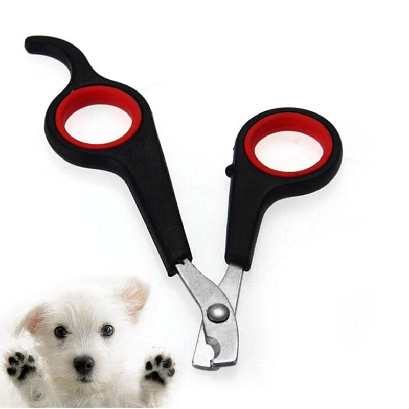 2017 Hot Sale Pet Dog Cat Nail Toe Claw Clippers Scissors Trimmer Groomer Cutter Pets Necessary Tools