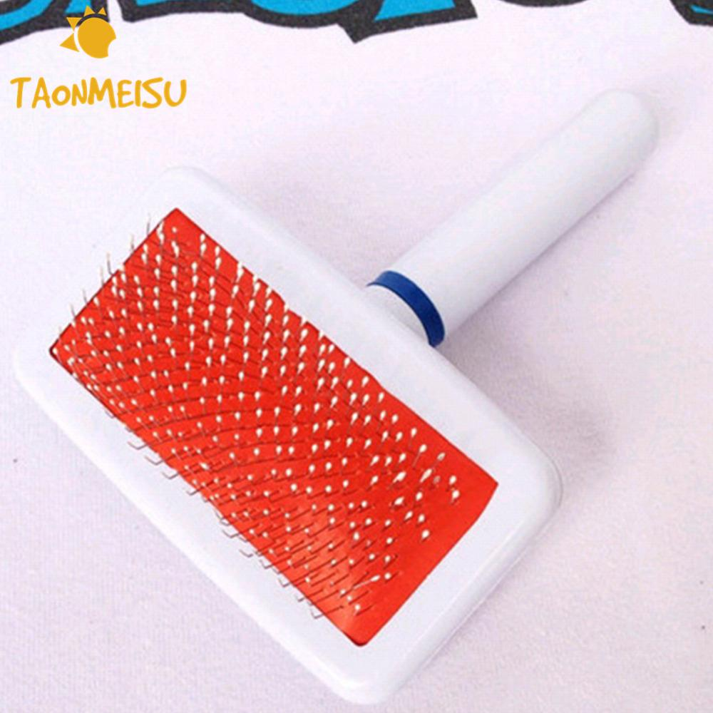 2017 Hot Sale Pet Dog Grooming Multifunction Practical Needle Comb for Dogs Cats Tool Brush Pet Supplies Product Free Shipping