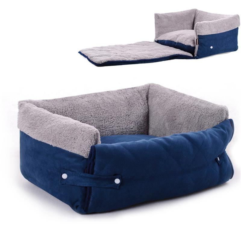 2017 New Arrival Cat Bed Pet Supplies High Quality Mini Dog Bed with Mat