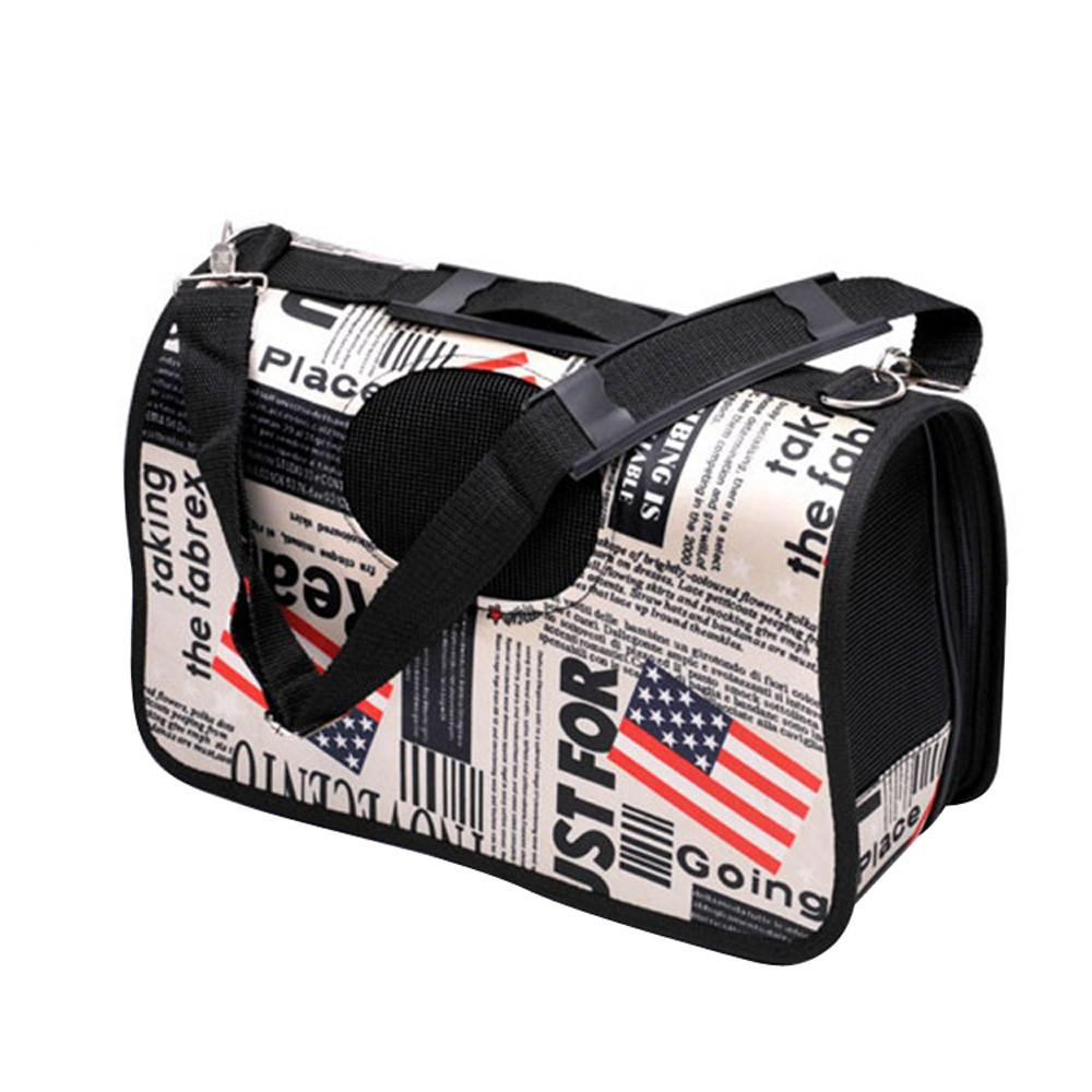 2017 New Dog Cat Soft Portable Tote Carrier House Kennel Pet Travel Bag Pet Carrier Dog Backpack Cozy &Soft Puppy Cat Dog Bags