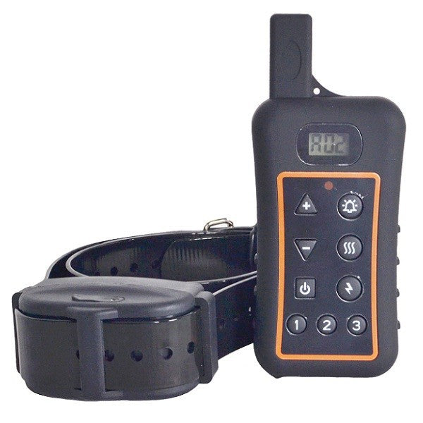 2017 Special Offer Rushed Training Collars Beeper Ultrasonic Dog Repeller Waterproof 1200m Remote Dog Training Collar