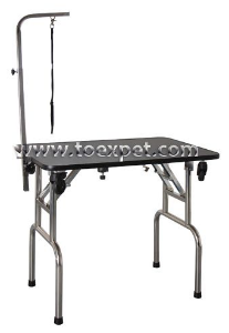 FT812W Dog Show Table with Casters