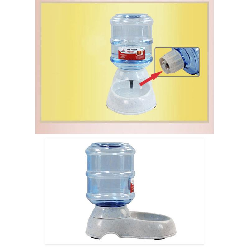 3 5l larger automatic feeder water drinker dispenser bowl for Decor 5 5 litre drink fountain