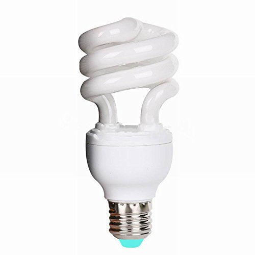 Accreate Multipurpose E27 Reptile Light Bulb 5.0 UVB UVA Vivarium Terrarium Pet Tortoise Turtle Snake Lamp