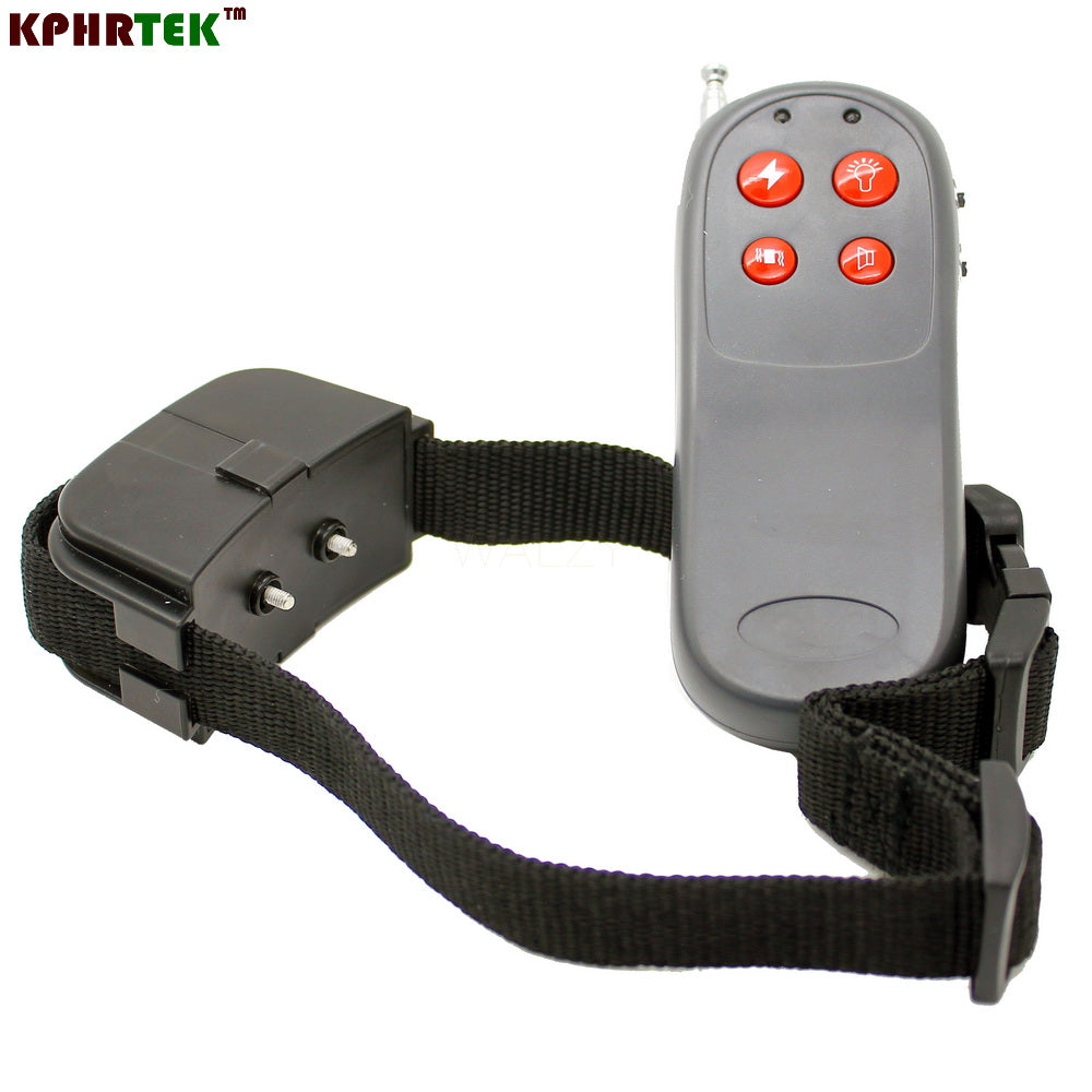 4 in1 Vibration+Static+3 Level Whistle +Led Remote Control Dog Training Devices  Mcollar for dogs&pets 122pcs/lot