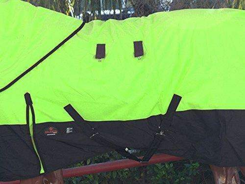 "74"" HILASON 1200D WATERPROOF POLY TURNOUT HORSE BLANKET NECK COVER LIME GREEN,,KeeboVet Veterinary Ultrasound Equipment,KeeboVet Veterinary Ultrasound Equipment."