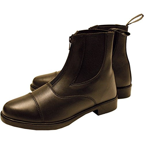 Horseware Short Riding Boot Zip Kids Brown 28 Eur