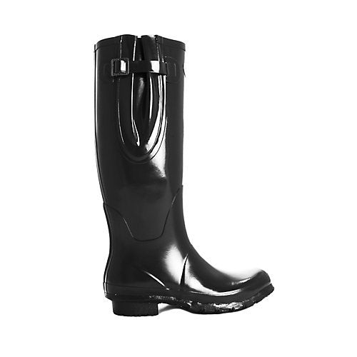 Shires Rockfish Adj Gloss Tall Wellington Boot