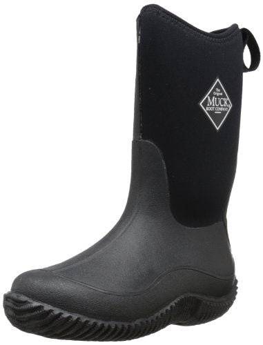 MuckBoots Hale Boot,Black/Black,5 M US Big Kid