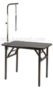 FT814815816 Foldable Grooming Table With Powder Plated Legs