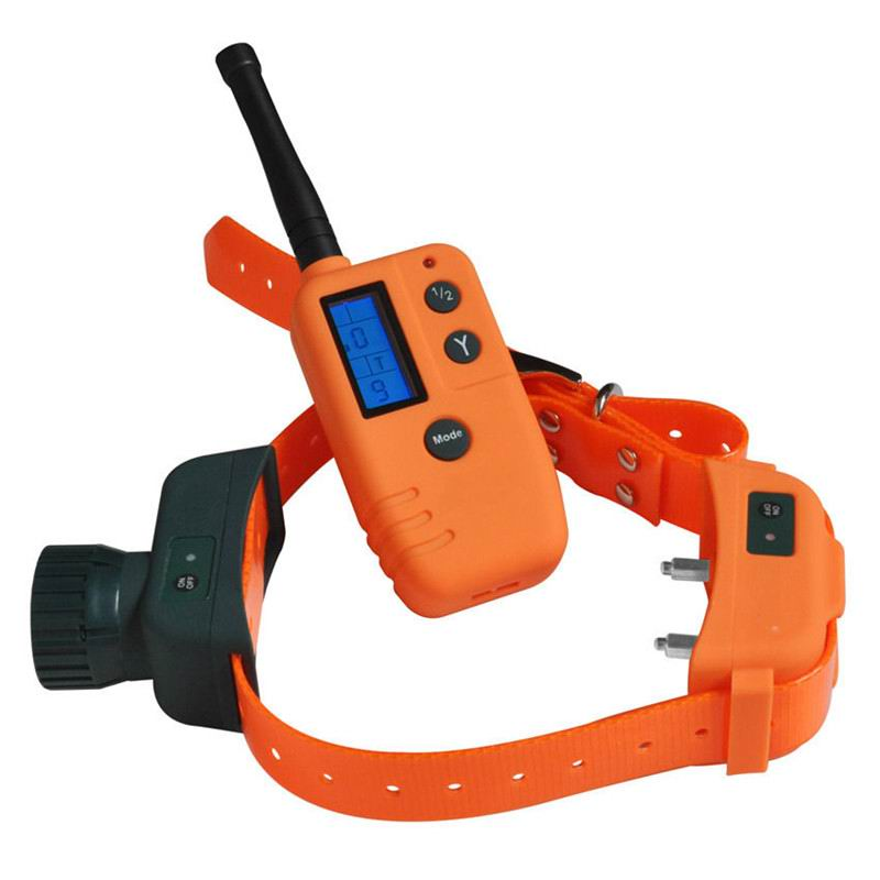 500m Hunter Beeper PET TRAINER - LCD Electric Remote Dog Training Collar For Dog PET910 * 5set/lot