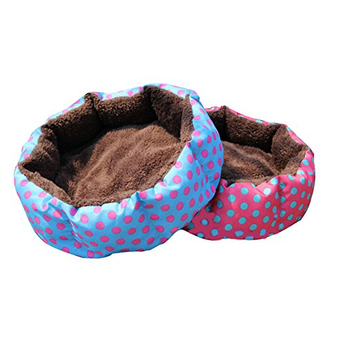 Eastlion Indoor Pet Cat Beds for Cats and Small Dogs Kennel Doghole Random colors
