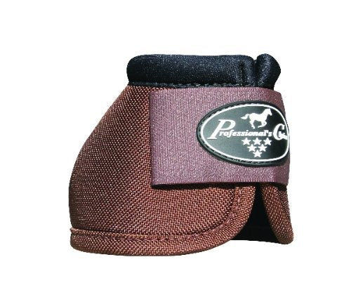 Professionals Choice Equine Ballistic Hoof Overreach Bell Boot, Pair by Professional's Choice