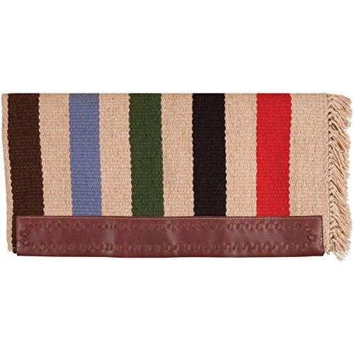 Mustang Manufacturing Company Casa Zia Saddle Blanket w/Fringe
