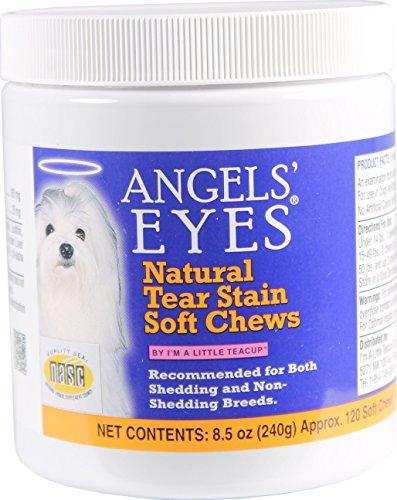 Angels Eyes 120 Count Natural Chicken Formula Soft Chews For Dogs  Vet Equipment-9547