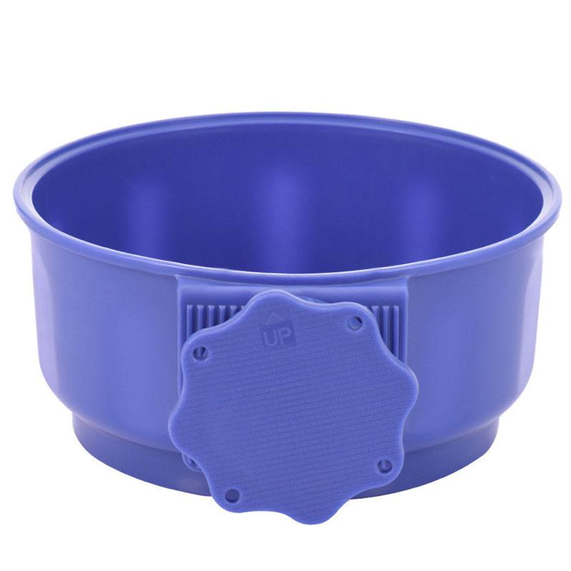 700 ML Pets Heated Bowl Feeder 13x6.5cm/5.12 * 2.56in Keep Dog Drink Ice Water Heated Winter Outside Outdoor