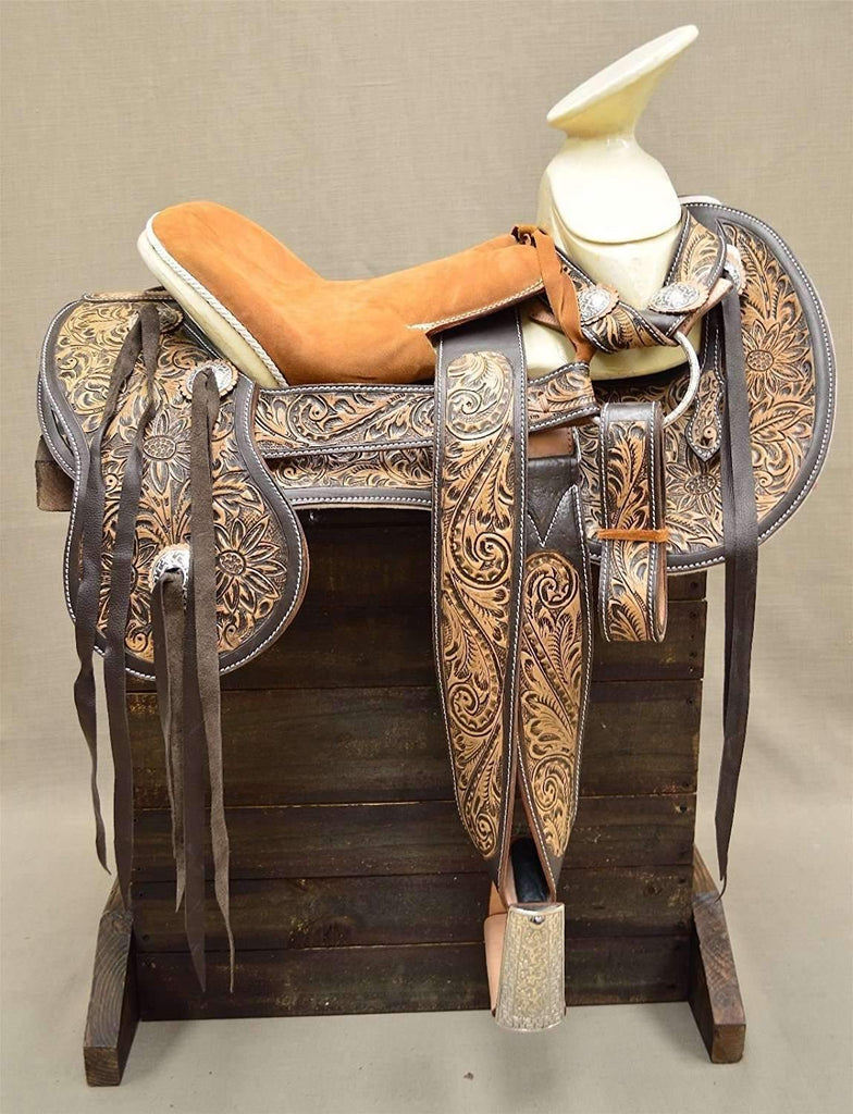 "15"" Mexican Charro Horse Saddle Silla De Cola De Pato,,KeeboVet Veterinary Ultrasound Equipment,KeeboVet Veterinary Ultrasound Equipment."