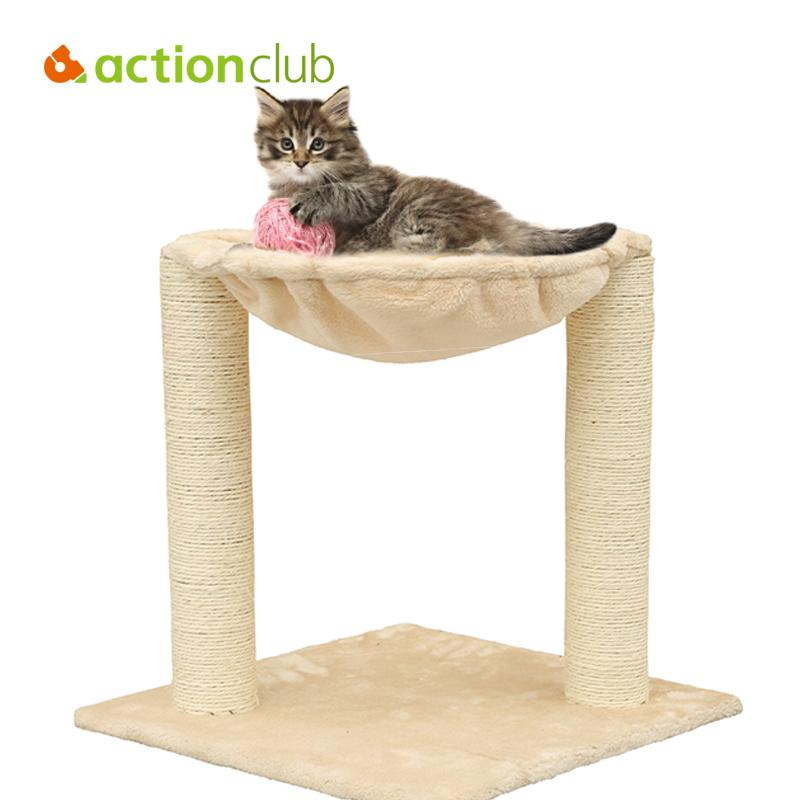 Actionclub USA Domestic Delivery Mini Cat Scratching