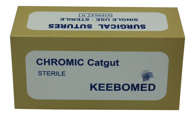 Absorbable Sutures Chromic Catgut