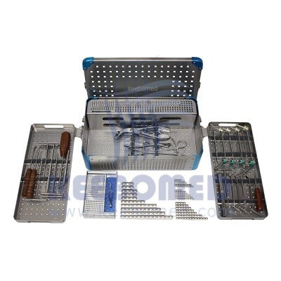 Complete Orthopedic Kit 1.5/2.0/2.7/3.5/4.0mm - VET EQUIPMENT