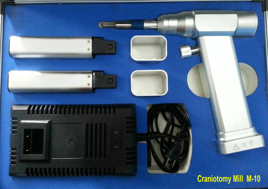 Craniotomy Drill M-10 - VET EQUIPMENT  - 2