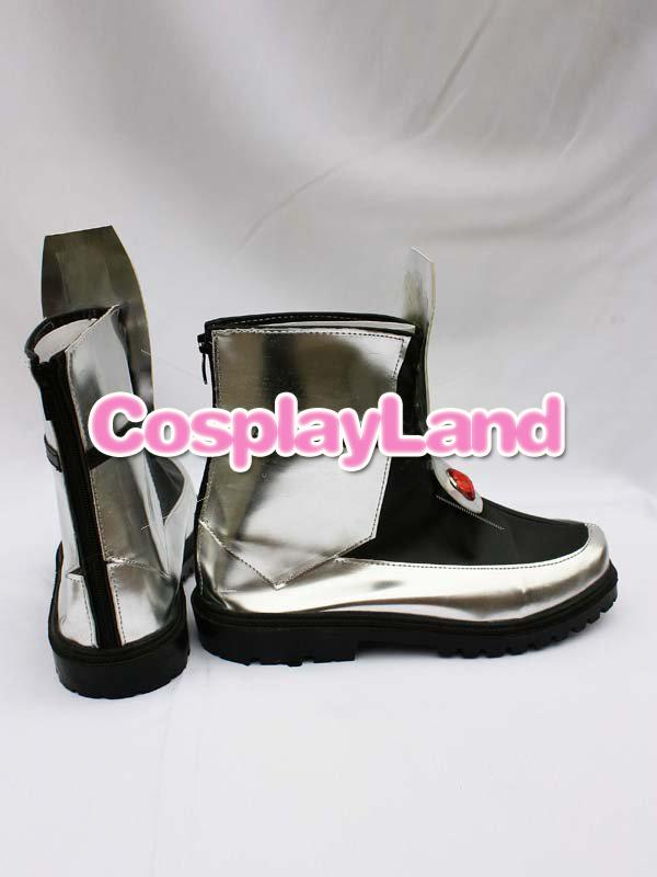 Dog Days Cinque Izumi Cosplay Shoes Boots For Adult Men's Halloween Party Cosplay Boots Custom Made