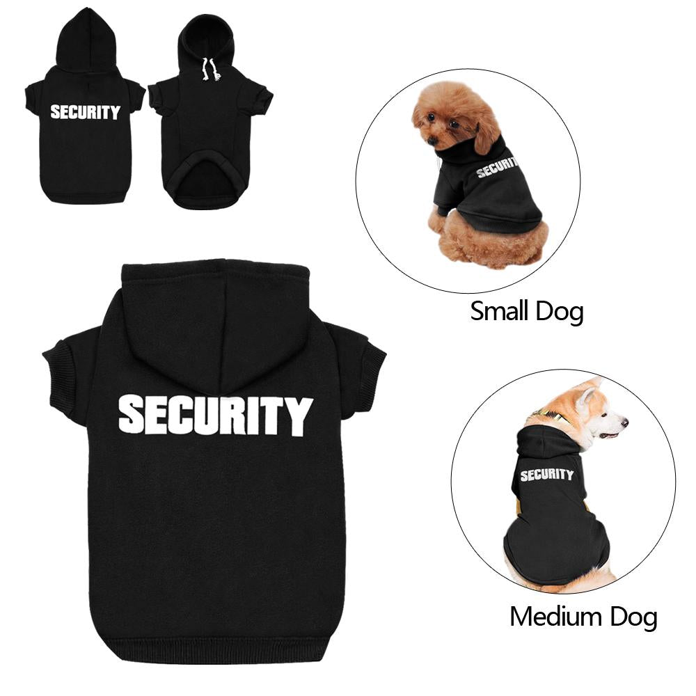 Dog Hoodie Soft Warm Pet Coats Comfortable Spring Autumn Pets Clothes Outerwears For Small Puppy Dog And Cat 5 Sizes