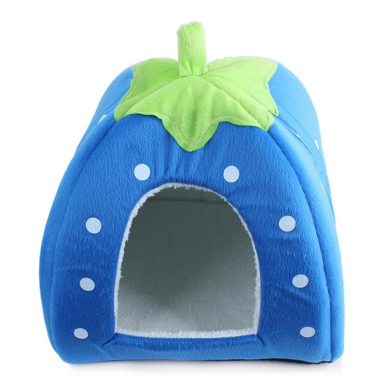 Dog House Dog Bed Perros Chien Cama para cachorro Cama perro Honden Pet bed Casa panier pour chien perro Pet Strawberry nest