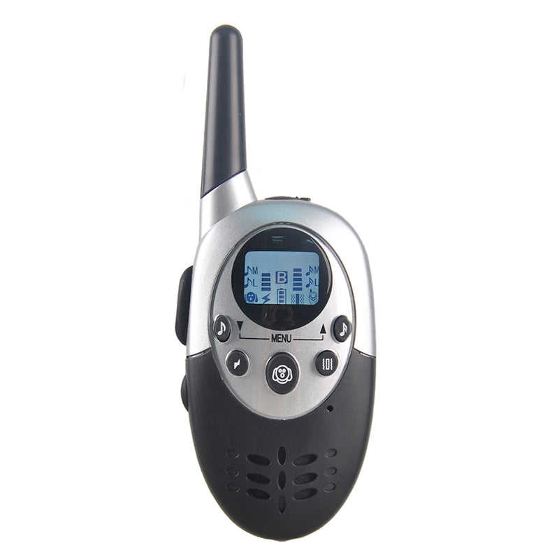 Dog Trainer  Water Resistant Rechargeable LCD Remote Clicker Pet Dog Training Collar Electric Shock Dogs Control Supplies