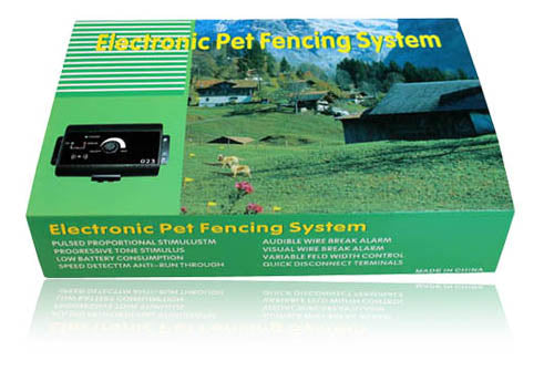 Electronic Smart Dog In-ground Pet Fencing System 023 dog training fence collar