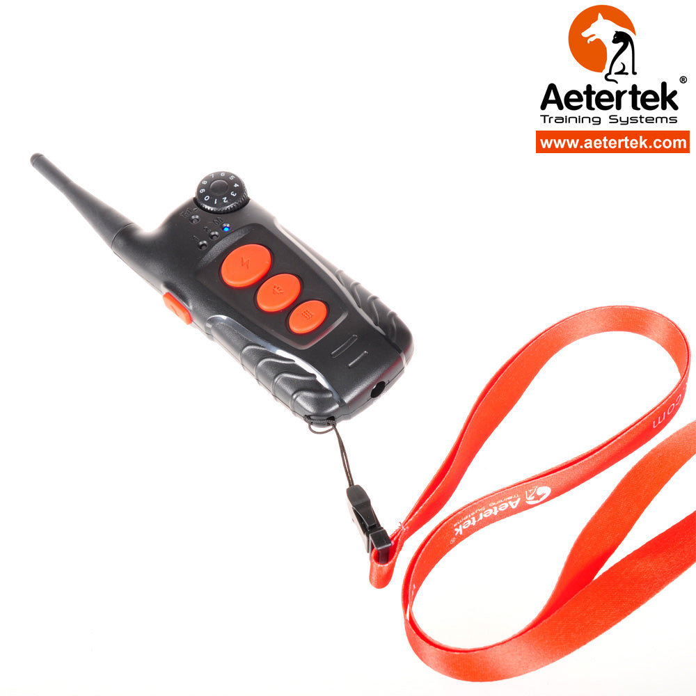 Free shipping AT-918C Transmitter Replacement remote for Aetertek AT-918C dog training system electric shock dog collars 600 yds