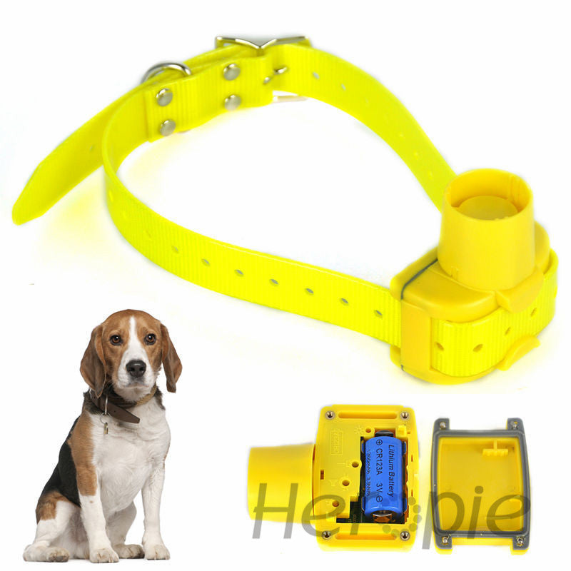 Heropie Dog Training  Collar  8 built-in Beeper Sound Dog Beeper Sports Training Hunting Waterproof Collar