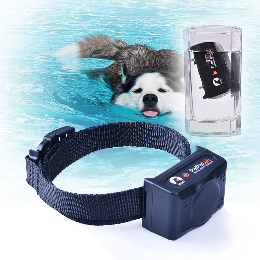 Heropie Remote Pet No Bark Collar 500M Rechargeable Waterpoof Blue Screen Pet Dog Training Collar Bark Stop Collar Free Shipping