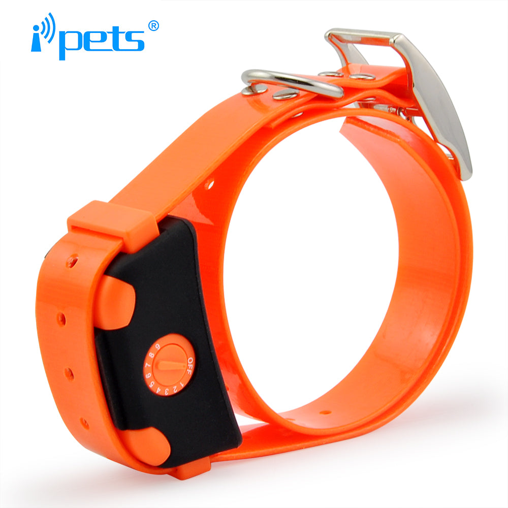 Ipets 918 Waterproof And Smart Phone Controller Dog Anti-lost Training Collar