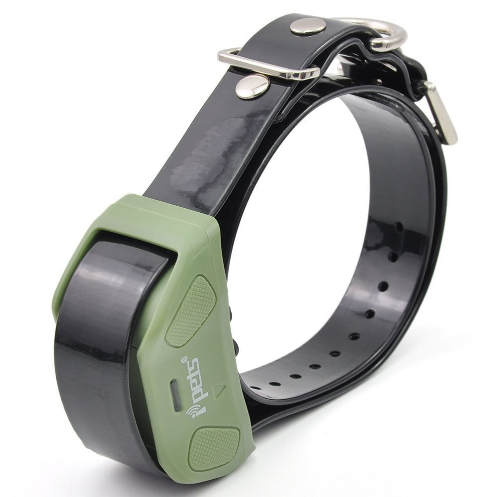 Ipets PET618 Remote Dog Shock Collar Waterproof  Rechargeable Training Collars with Beep Vibrating Electric Shock Trainer Colla