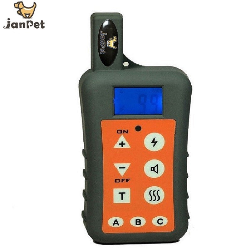 JANPET Replacement Dog Training Trainsmitter Remote Controller for Training Collar EP380R