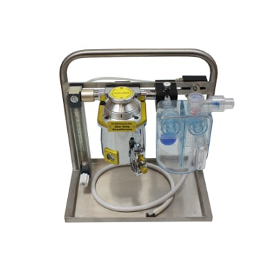 KAN-7700Vet Table Top Anesthesia Machine