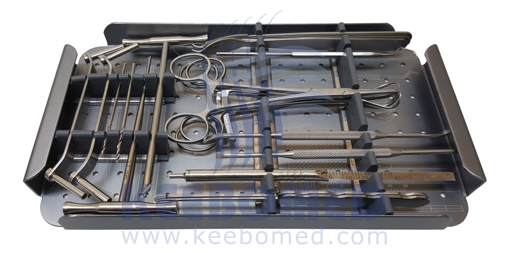 Mini Orthopedic Fragment System 1.5/2.0/2.7mm--Keebomed