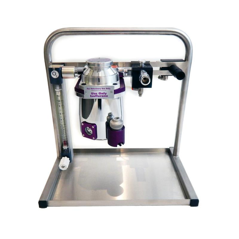 Compact Table-top Anesthesia Machine for Veterinary