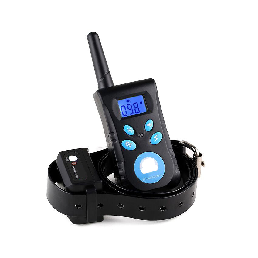 New Remote Dog Training Collar Anti Bark pet Electronic Training Collar 300 meters Vibration Shock Collars  KD-520C