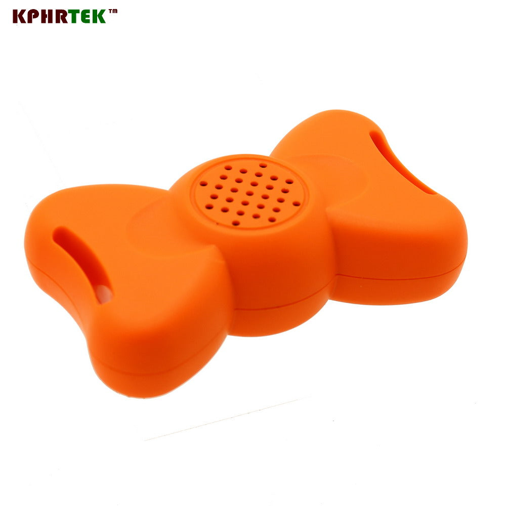 New Stop Barking Training collar  Bark Stopper with Customized Audio Commands No Bark Collar KP802 Anti Bark Collar  50pcs/lot