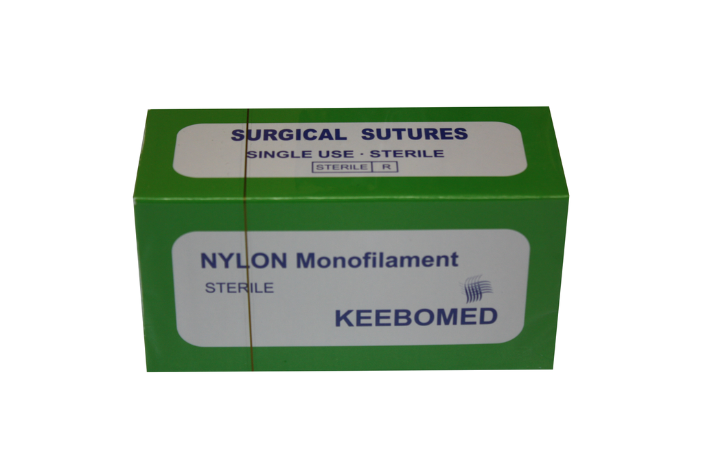 Sutures Nylon Monofilament - VET EQUIPMENT